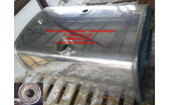 Бак топливный 400 литров алюминиевый F для самосвалов фото Тверь