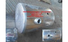 Бак топливный 380литров круглый H2/H3 фото Тверь