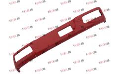 Бампер F красный металлический (до 2007г) для самосвалов фото Тверь