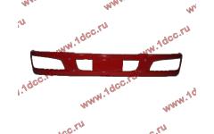 Бампер F красный пластиковый для самосвалов фото Тверь