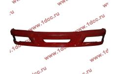 Бампер FN2 красный самосвал для самосвалов фото Тверь