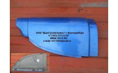 Обтекатель кабины левый HANIA синий фото Тверь
